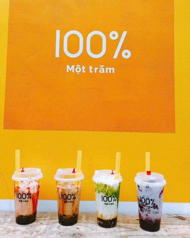 Một Trăm - thương hiệu trà sữa đang khiến giới trẻ Nhật Bản phát cuồng nhờ vào nguyên liệu làm trân châu cực quen thuộc với người Việt - Ảnh 4.