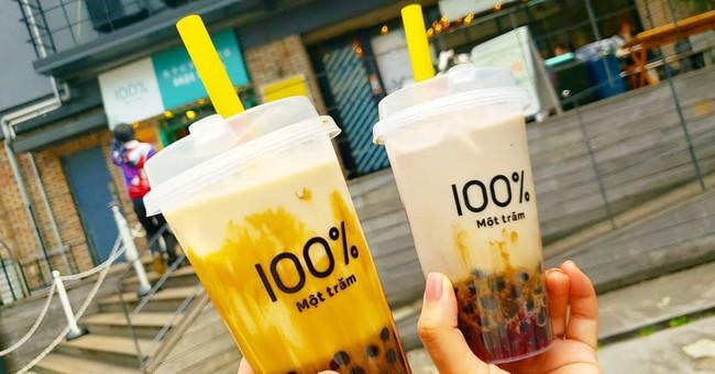 Một Trăm - thương hiệu trà sữa đang khiến giới trẻ Nhật Bản phát cuồng nhờ vào nguyên liệu làm trân châu cực quen thuộc với người Việt - Ảnh 10.