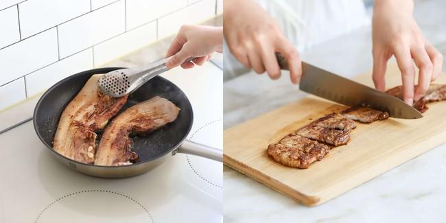 Mỗi khi bận rộn tôi làm món bún thịt chiên, bữa tối vừa nhanh lại vừa ngon - Ảnh 4.
