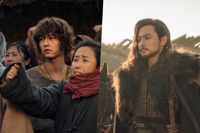 Song Joong Ki lần đầu đụng độ Jang Dong Gun: Sự bình yên trước cơn bão lớn - Ảnh 3.