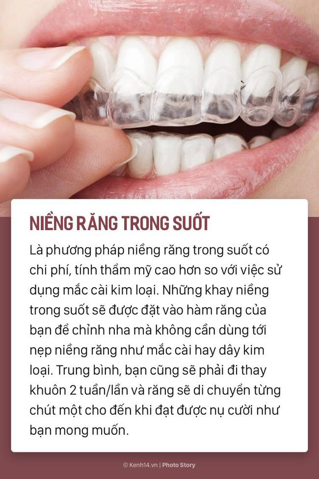 Chỉ là niềng răng thôi mà cũng có rất nhiều phương pháp, loại hình khác nhau để các bạn lựa chọn - Ảnh 9.