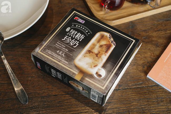 Ăn thử kem sữa tươi trân châu đường đen đang hot từ Nam ra Bắc, liệu có hấp dẫn như quảng cáo? - Ảnh 4.