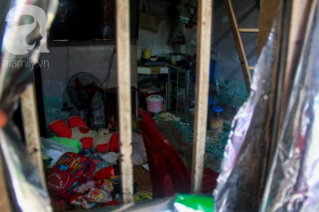 Cận cảnh bên trong căn phòng thai phụ 8 tháng tử vong cùng chồng con ở Bình Dương - Ảnh 9.