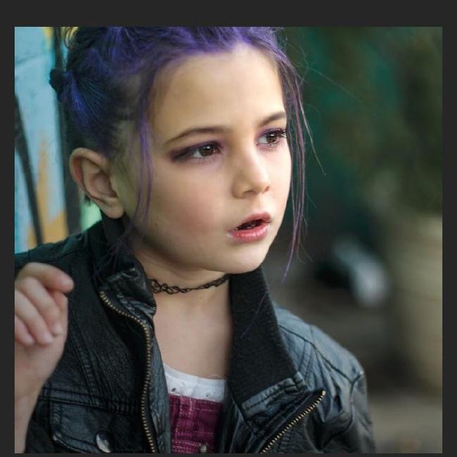 Vẻ đẹp tựa thiên thần của con gái Iron Man trong Avengers: Endgame khiến mạng xã hội phát cuồng - Ảnh 9.