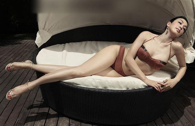 """Ngược dòng thời gian ngắm mỹ nhân gốc Việt từng được mệnh danh là """"quả bom sex"""" của đài TVB - Ảnh 10."""