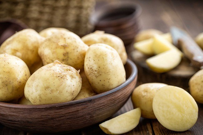 Những thực phẩm giàu tinh bột bạn nên đưa vào chế độ ăn hàng ngày - Ảnh 1.