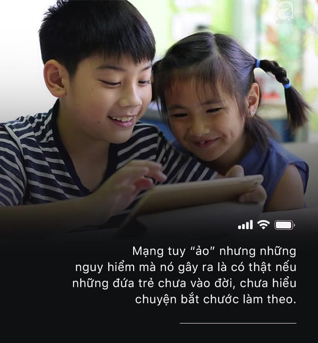 Con quấy khóc hay được bố mẹ cho chơi smartphone: Đừng vì vài phút nhàn rỗi mà hủy hoại một đứa trẻ còn chưa kịp lớn! - Ảnh 5.