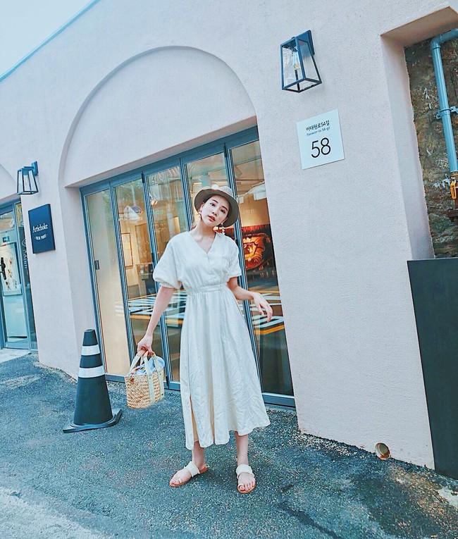 Quanh quẩn với 10 công thức sau, bạn đã mặc đẹp từ công sở ra phố trong suốt mùa hè - Ảnh 4.