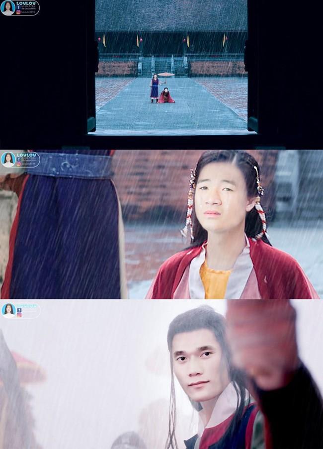 """Dàn cầu thủ Việt Nam bất ngờ hóa thân vào MV """"Anh ơi ở lại"""" của Chi Pu khiến fans cười ngất - Ảnh 9."""