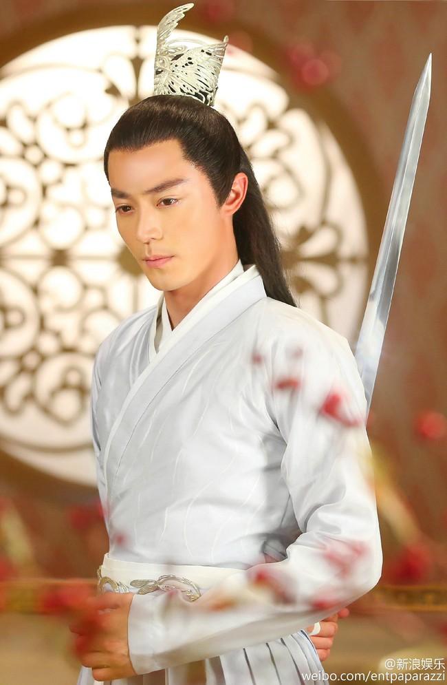 Trước khi bị Lâm Tâm Như dùng như phá, Hoắc Kiến Hoa từng là nam thần đẹp trai nhất nhì màn ảnh - Ảnh 13.