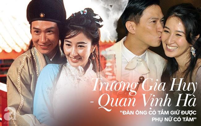 Chuyện tình yêu 30 năm tan - hợp của Trương Gia Huy - Quan Vịnh Hà: Phụ nữ có thể hy sinh mọi thứ, miễn là cho người xứng đáng - Ảnh 1.