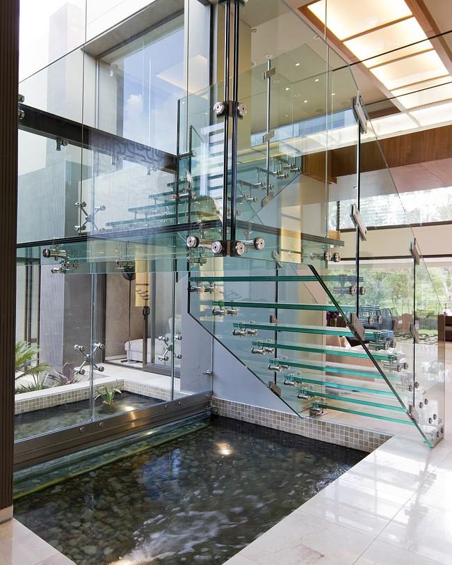 Thiết kế hồ cá tăng cảm giác gần gũi thiên nhiên cho nhà phố - Ảnh 8.