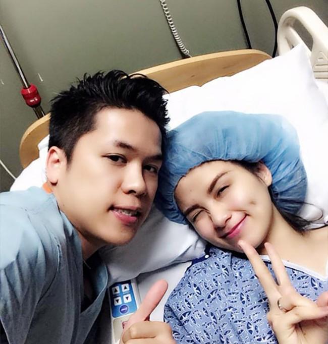 Đọ sắc sao Việt trên bàn đẻ: Trà My Idol đẹp xuất sắc, Diệp Lâm Anh khiến bác sĩ phải thốt lên câu này - Ảnh 7.