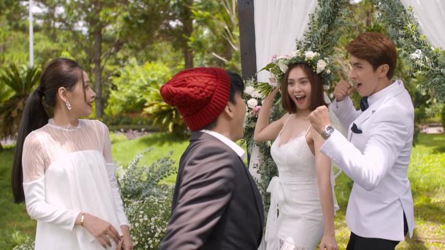 Lan Ngọc - Bình An làm đám cưới nhờ công Chi Pu, tập cuối Mối tình đầu của tôi có hậu hơn bản Hàn Quốc  - Ảnh 11.