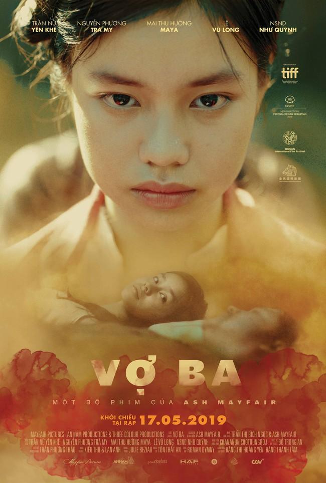 Lộ cảnh Maya khỏa thân, dạy nữ diễn viên 10x chuyện phòng the trong trailer phim Vợ ba gây sốc cộng đồng mạng - Ảnh 6.