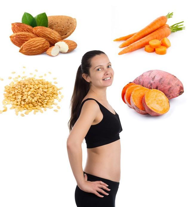 Bật mí những thực phẩm lý tưởng các mẹ bầu nên ăn trong từng giai đoạn mang thai để khỏe cả mẹ lẫn con - Ảnh 5.