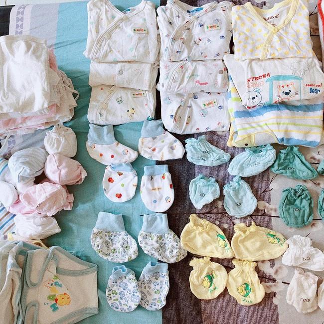 Mẹ bầu chơi lớn chi 40 triệu đồng sắm đồ sơ sinh, nhìn tủ đồ ngỡ vào nhầm cửa hàng mẹ và bé - Ảnh 11.