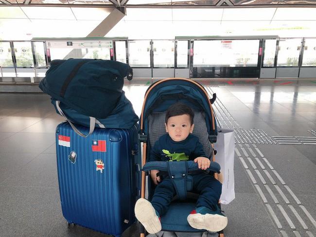 Hot mom Sài Thành đưa con đi du lịch từ 1 tháng tuổi và bật mí khiến nhiều người bất ngờ - Ảnh 7.
