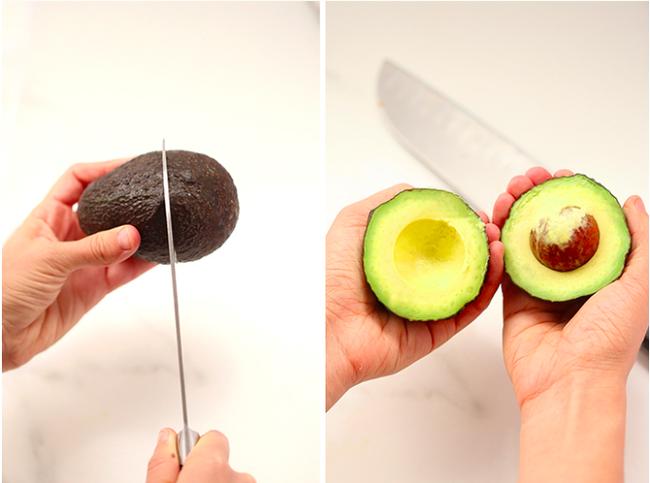 Không còn lo cắt bơ vào tay nữa vì bạn chỉ cần 1 thay đổi nhỏ này thôi - tất cả sẽ đơn giản, an toàn hơn - Ảnh 2.