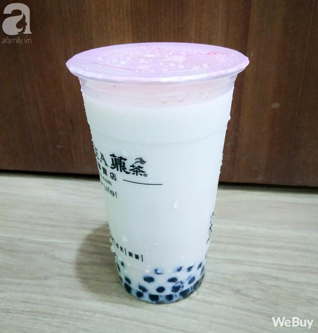 cơm trà sữa trân châu gây sốt webuy afamily 1