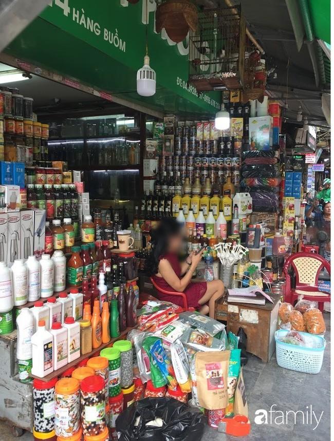 Hàng trăm loại phụ gia thực phẩm tại chợ hóa chất giữa lòng thủ đô, giá rẻ bèo có khiến người tiêu dùng lo sợ - Ảnh 13.