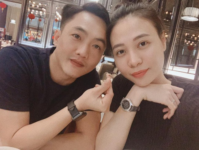 Cường Đô la khoe ảnh quá khứ, bà xã Đàm Thu Trang lại bất ngờ được khen ngợi vì điều này - Ảnh 2.