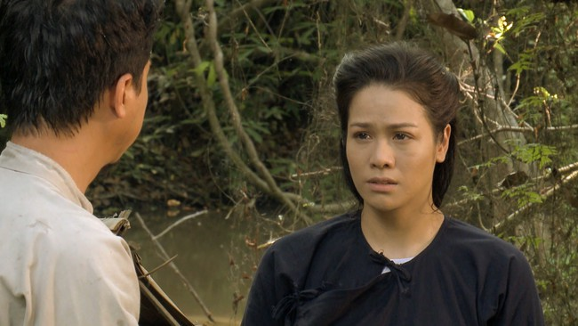 """""""Tiếng sét trong mưa"""": Quay cảnh ôm bụng bầu tự sát lúc 3 giờ sáng, Nhật Kim Anh kể chi tiết rùng mình - Ảnh 7."""