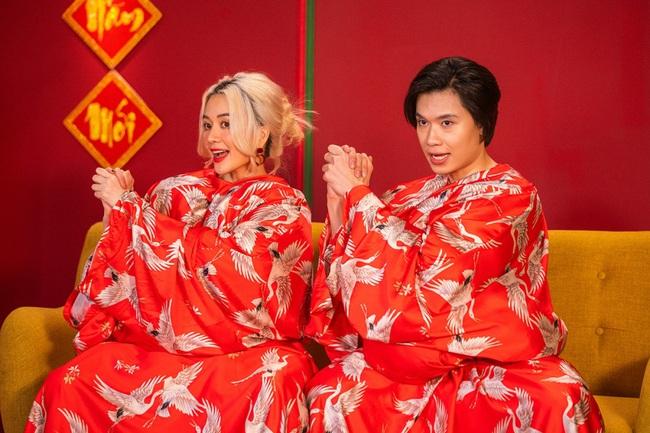 """Thiều Bảo Trang cùng Quang Trung bật mí kế hoạch ăn Tết """"lạ nhưng vui"""" của bản thân trong năm nay - Ảnh 4."""