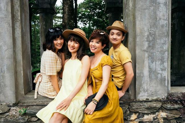 Cuộc sống hạnh phúc vui vầy cùng con cháu của nghệ sĩ Ngọc Huyền sau hơn 2 năm ly hôn NSƯT Chí Trung  - Ảnh 4.