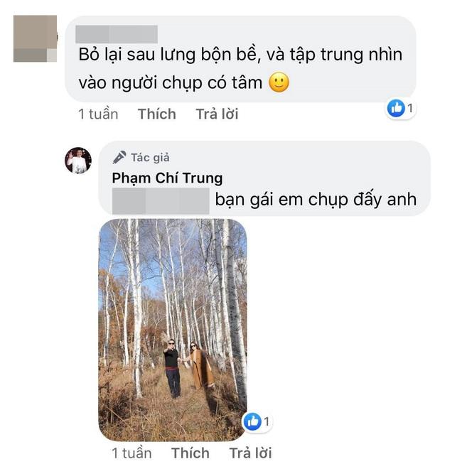 Chưa một lần công khai trên truyền thông nhưng NS Chí Trung lại khoe bạn gái liên tục trên mạng xã hội thế này - Ảnh 6.