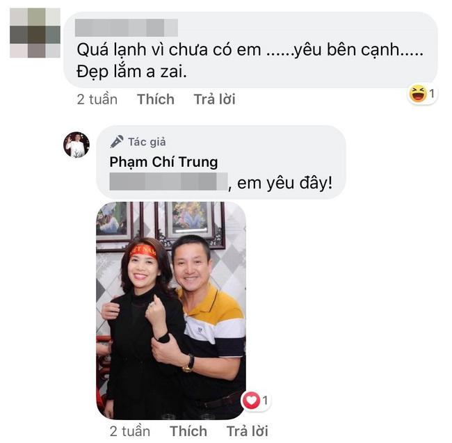 Chưa một lần công khai trên truyền thông nhưng NS Chí Trung lại khoe bạn gái liên tục trên mạng xã hội thế này - Ảnh 4.