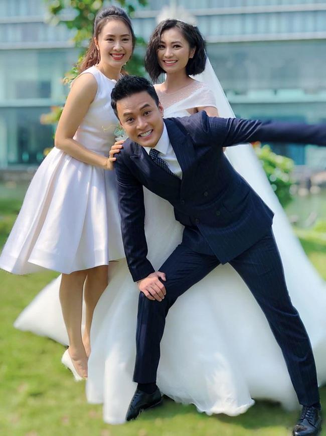 """Những hình ảnh đẹp hơn phim phía sau đám cưới của """"Hoa hồng trên ngực trái"""" - Ảnh 3."""