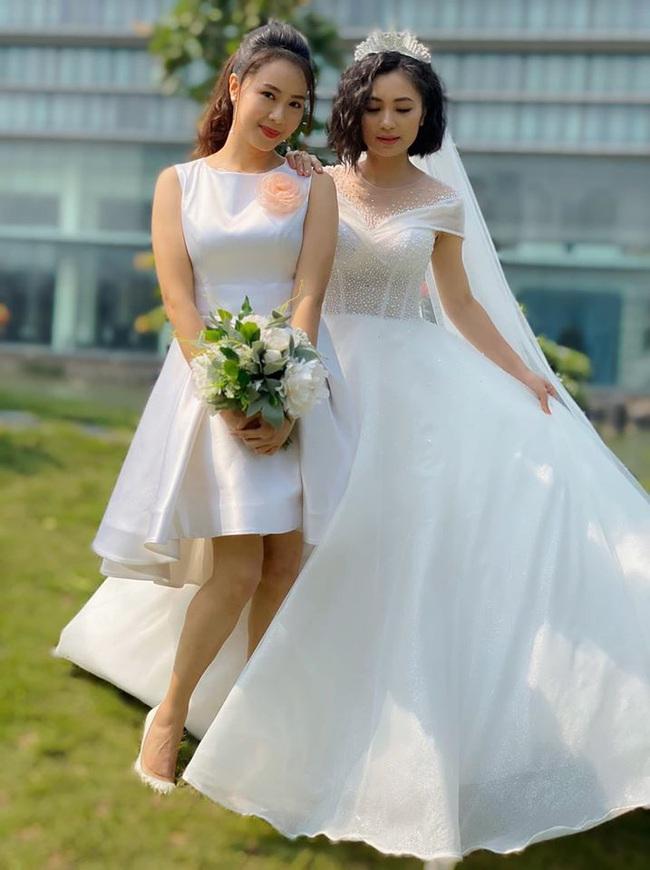"""Những hình ảnh đẹp hơn phim phía sau đám cưới của """"Hoa hồng trên ngực trái"""" - Ảnh 4."""