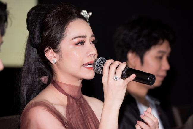 Lý Phương Châu vỗ mặt chồng cũ Nhật Kim Anh: Người đàn ông nào đánh mất chị thì mới là bạc phận - Ảnh 3.