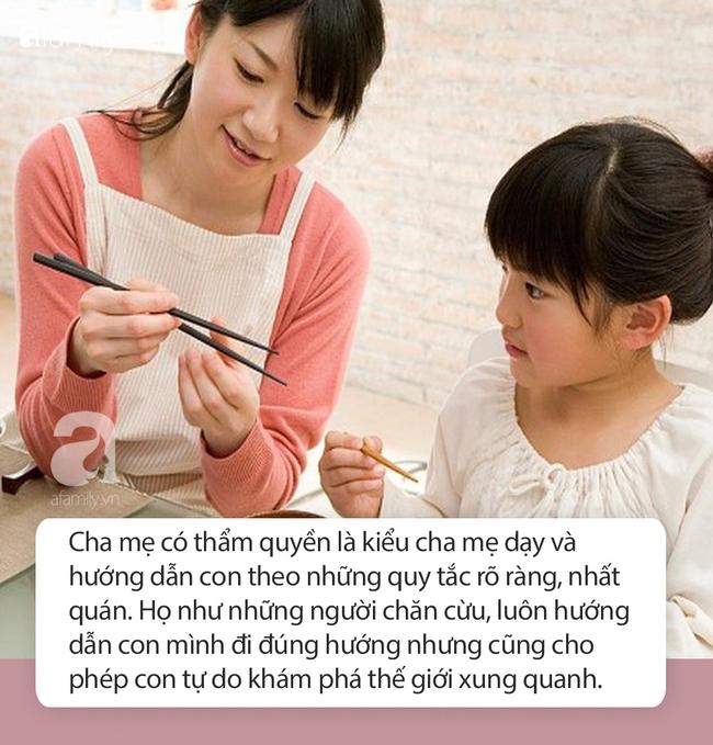 Lớn lên con sẽ trở thành người hạnh phúc, thông minh, thành công và độc lập nếu cha mẹ chuyển đổi cách nuôi dạy con sang 4 phong cách mới ngay từ bây giờ - Ảnh 1.
