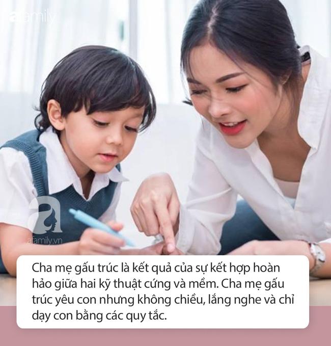 Lớn lên con sẽ trở thành người hạnh phúc, thông minh, thành công và độc lập nếu cha mẹ chuyển đổi cách nuôi dạy con sang 4 phong cách mới ngay từ bây giờ - Ảnh 3.