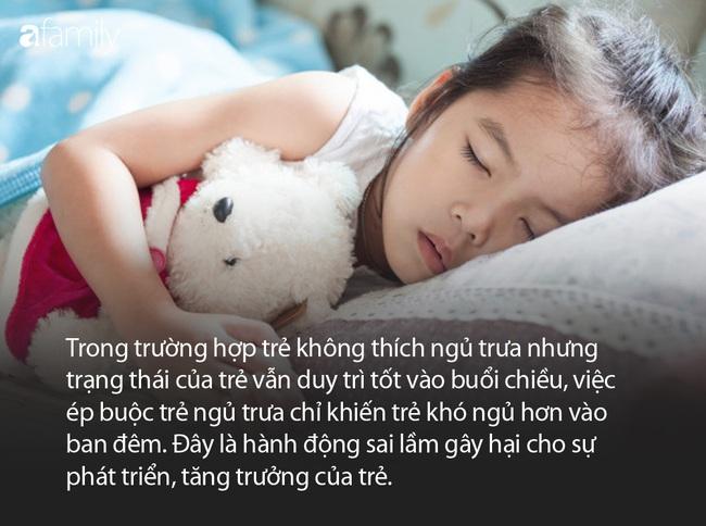 Mẹ ép con ngủ trưa cứ tưởng là tốt nào ngờ sau 2 năm, khi biết sự thật cô đã phải hối hận - Ảnh 4.