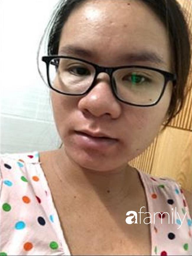 Mang bầu tăng 21 kg, con vừa đầy tháng mẹ trẻ Sài thành không cần ăn kiêng đã vô tư diện đồ ôm body khoe dáng  - Ảnh 3.