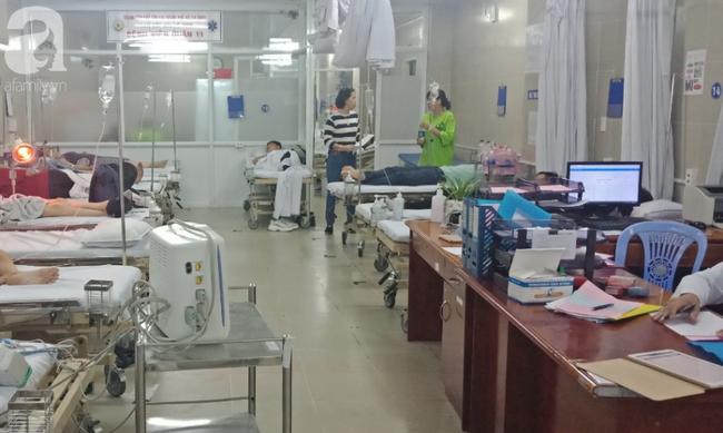 Vụ hàng loạt học sinh Tây Ninh cấp cứu tại TP.HCM sau khi ăn xôi gà: Nạn nhân nhập viện lên con số 89 - Ảnh 1.