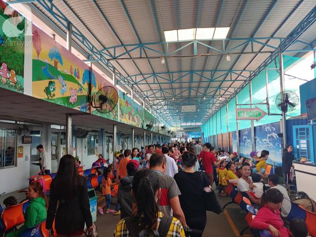 Vụ hàng loạt học sinh Tây Ninh cấp cứu tại TP.HCM sau khi ăn xôi gà: Nạn nhân nhập viện lên con số 89 - Ảnh 3.