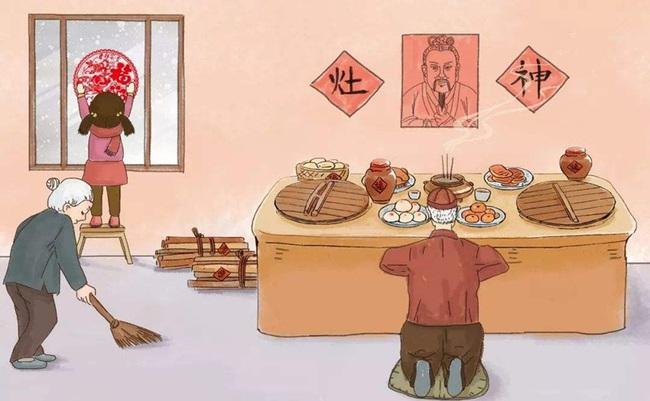 Táo Quân được người Trung Quốc tôn sùng đến hiện tại và những nét riêng biệt trong lễ cúng tiễn ông về trời  - Ảnh 2.