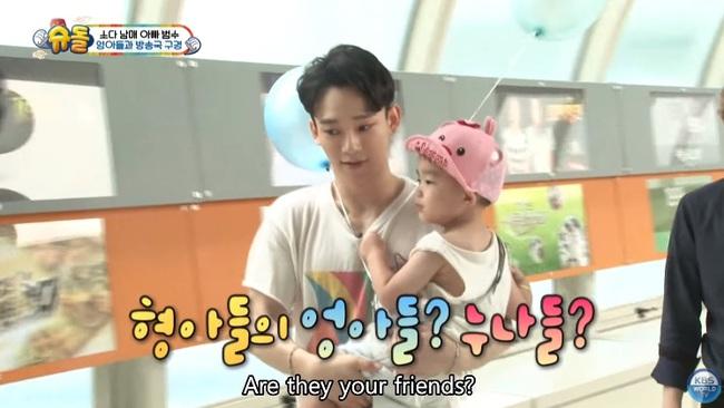 Bất ngờ thông báo sắp kết hôn và làm bố, hóa ra Chen (EXO) đã thành thạo việc chăm con từ 4 năm trước - Ảnh 3.