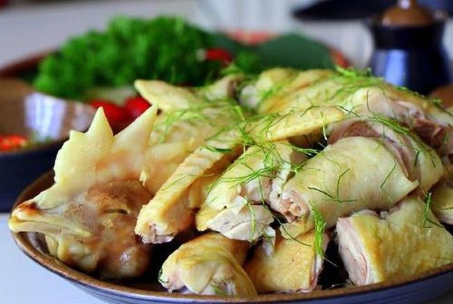 Thịt gà luộc đã ngán rồi thì bạn có thể chế biến thành món ăn bài thuốc chữa bệnh theo cách này - Ảnh 7.