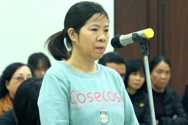 Xét xử vụ bé trai trường Gateway tử vong: Bà Nguyễn Bích Quy cho rằng mức án quá cao, bản thân không làm gì hổ thẹn lương tâm - Ảnh 3.