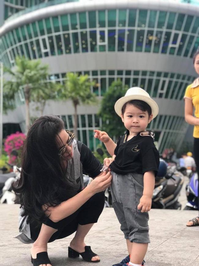 Từng nhường quyền nuôi con cho chồng vì sợ bé chịu khổ, Nhật Kim Anh rớt nước mắt trước câu nói đầy ám ảnh của con trai - Ảnh 6.