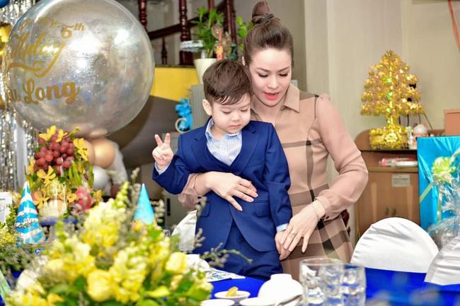 Từng nhường quyền nuôi con cho chồng vì sợ bé chịu khổ, Nhật Kim Anh rớt nước mắt trước câu nói đầy ám ảnh của con trai - Ảnh 5.