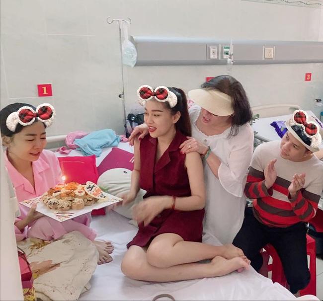 Mai Phương lại phải nhập viện sau giai đoạn điều trị ung thư tiến triển khả quan - Ảnh 2.