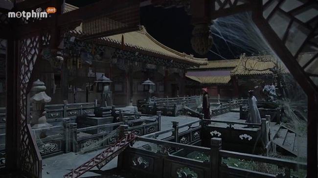 """""""Diên Hi công lược ngoại truyện"""": Nhàn Phi - Xa Thi Mạn chết, Thừa Càn cung hoang tàn đổ nát đến xót xa  - Ảnh 3."""