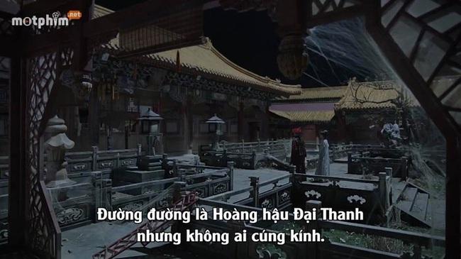 """""""Diên Hi công lược ngoại truyện"""": Nhàn Phi - Xa Thi Mạn chết, Thừa Càn cung hoang tàn đổ nát đến xót xa  - Ảnh 4."""