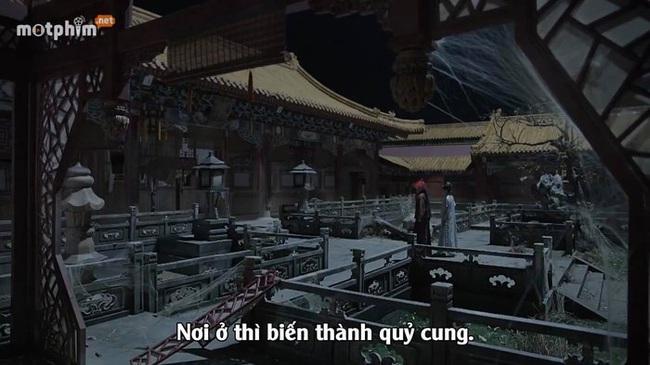 """""""Diên Hi công lược ngoại truyện"""": Nhàn Phi - Xa Thi Mạn chết, Thừa Càn cung hoang tàn đổ nát đến xót xa  - Ảnh 5."""